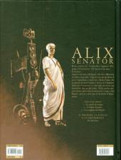 Verso de Alix senator (en italien) -3- La congiura dei rapaci