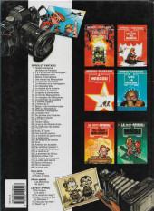 Verso de Spirou et Fantasio -20b1994- Le faiseur d'or