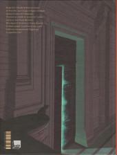 Verso de Blake et Mortimer -HS3- Le Dernier Pharaon
