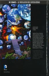Verso de DC Comics - Le Meilleur des Super-Héros -HS12- Justice League - Infinite Crisis - 5e partie