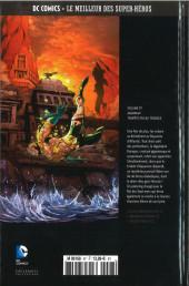 Verso de DC Comics - Le Meilleur des Super-Héros -97- Aquaman - Tempête en Eau Trouble