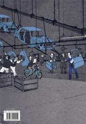 Verso de Demain, demain -2- Gennevilliers - Cité de transit - 1973