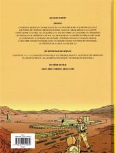 Verso de Lefranc (Les voyages de/Les reportages de) -10- La conquête de l'espace