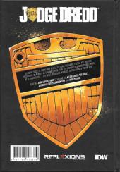 Verso de Judge Dredd (Réflexions) -1a2019- Tome 1