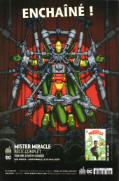 Verso de Justice League - Récit Complet (DC Presse) -13- Green Lantern : Un monde qui nous est propre