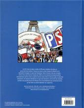 Verso de Allez Paris - La folle histoire des Princes du Parc