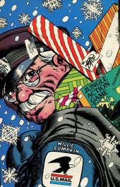 Verso de Marvel Comics Presents (1988) -18- Issue #18