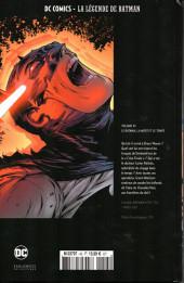 Verso de DC Comics - La légende de Batman -4550- Le batman, la mort et le temps