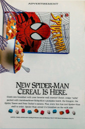 Verso de The amazing Spider-Man Vol.1 (Marvel comics - 1963) -407- Sand Trap!