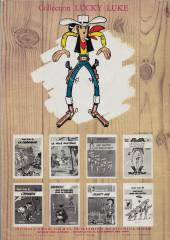 Verso de Lucky Luke -26a1969- Les Dalton se rachètent