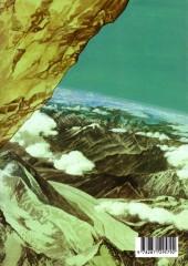 Verso de Le sommet des dieux -2- Volume 2