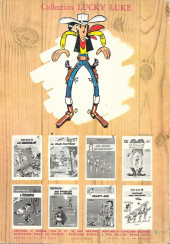 Verso de Lucky Luke -6c1969- Hors-la-loi