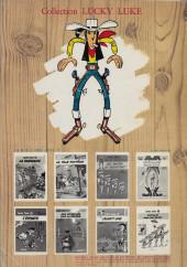 Verso de Lucky Luke -2b1970b- Rodéo