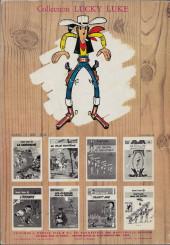 Verso de Lucky Luke -1b1970- La mine d'or de Dick Digger