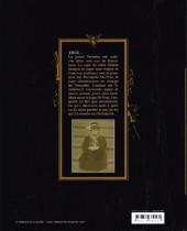 Verso de La vampire de Barcelone - La Vampire de Barcelone