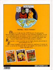 Verso de Raymond Calbuth -2a1990- A la conquête du globe
