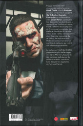 Verso de Punisher Max (Marvel Icons) -2- Tome 2