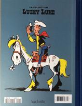Verso de Lucky Luke - La collection (Hachette 2018) -3011- Calamity jane