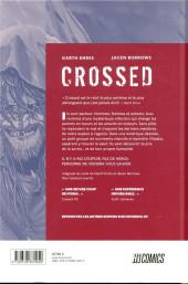Verso de Crossed -INT01- Intégrale