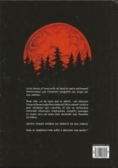 Verso de Fille et Loup