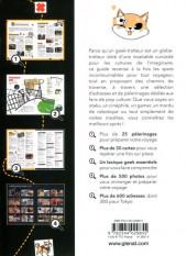 Verso de (DOC) Études et essais divers - Le guide du geek-trotteur au Japon