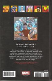 Verso de Marvel Comics - La collection (Hachette) -13590- Young Avengers - Style > Substance