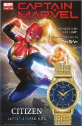 Verso de Age of X-Man: The Amazing Nightcrawler -1- Part 1