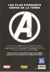 Verso de Marvel Les Années 2000 - La Renaissance -1- Avengers