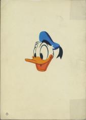 Verso de Votre série Mickey (1re série) -6- Donald et le secret du donjon