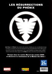 Verso de Marvel Les Années 2000 - La Renaissance -7- Phénix