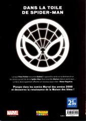 Verso de Marvel Les Années 2000 - La Renaissance -8- Spider-Man