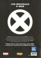 Verso de Marvel Les Années 2000 - La Renaissance -10- X-Men