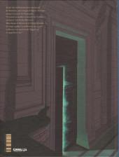 Verso de Blake et Mortimer -HS3TL2- Le Dernier Pharaon