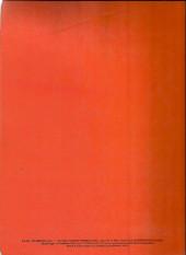 Verso de Mickey Géant (album) -1623bis- Numéro relié de spécial journal de Mickey géant n° 1623 bis