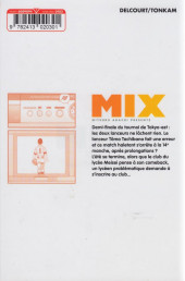 Verso de Mix -11- Tome 11