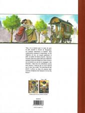 Verso de La fille de l'Exposition universelle -2TL- Paris 1867
