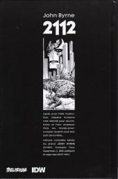 Verso de 2112 - Tome TL