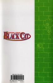 Verso de Black Cat -6- Le prix du bonheur