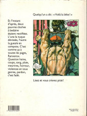 Verso de RanXerox -1c1984- Ranxerox à New York