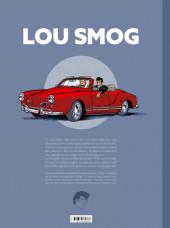 Verso de Lou Smog -INT02- Intégrale 2