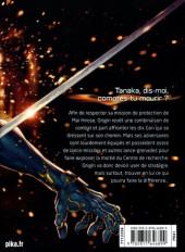 Verso de Origin -5- Volume 5