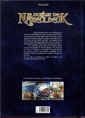 Verso de Le donjon de Naheulbeuk -INT03- Intégrale Tomes 7 à 9