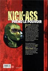 Verso de Kick-Ass : The New Girl -2- Tome 2