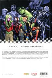 Verso de Champions -2- Mise au Point