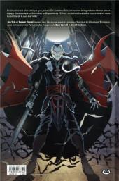 Verso de Dungeons & Dragons -3- Les ombres du vampire