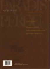 Verso de Paradis perdu -2- Purgatoire