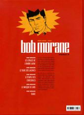 Verso de Bob Morane 10 (Intégrale Le Lombard) -12- Intégrale 12