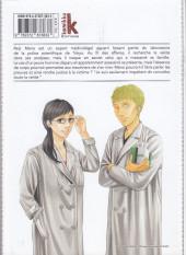 Verso de Trace - experts en sciences médicolégales -3- Tome 3