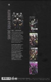 Verso de Suicide Squad Rebirth -7- Constriction