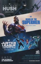 Verso de Batman (DC Comics - 2016) -72- The Fall and the Fallen, Part Three